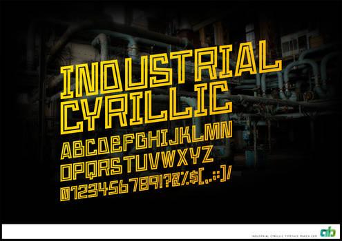 Industrial Cyrillic