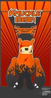 Knuckle Bear : Waver Bear