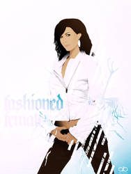 Fashioned Female : by atobgraphics
