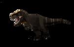 Accurate Tyrannosaurus rex depiction