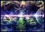 Spirit Space by AzureParagon