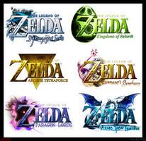 Zelda Logo Compilation III