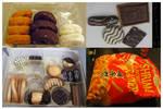 Photo Collage IV -Foods- by AzureParagon