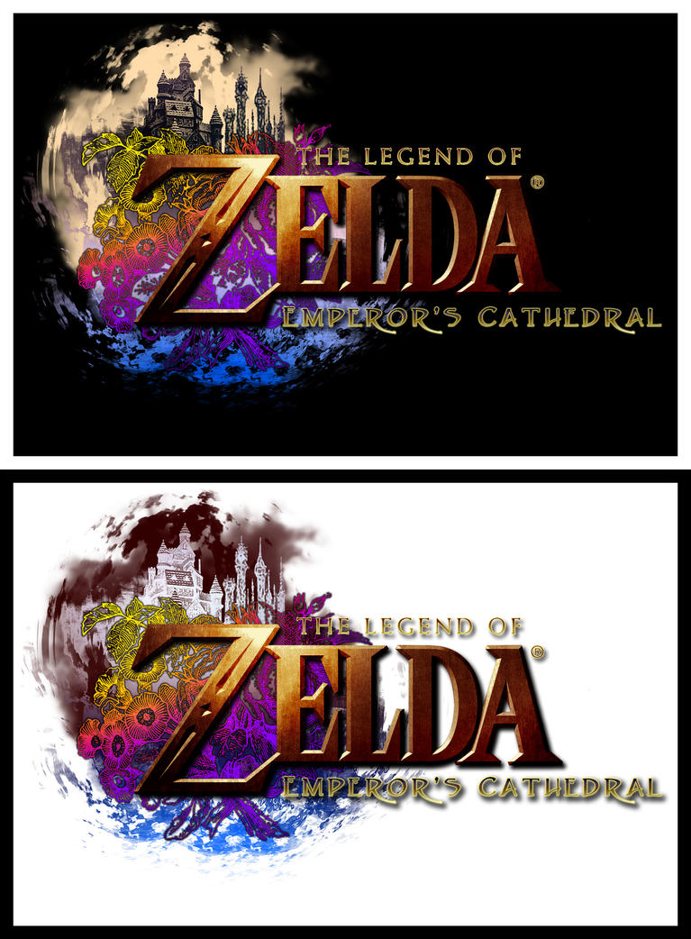 Zelda: Emperor's Cathedral LOGO by AzureParagon