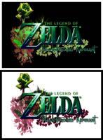 Zelda Black-Thorned Remnant LOGO by AzureParagon