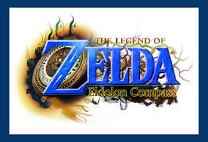 The Legend of Zelda: Eidolon Compass Redisplay by AzureParagon
