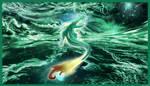 Infinite Elemental of the Illuminating Desire by AzureParagon