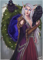 Winter Exchange: Raenyste by SoftlyVoiced