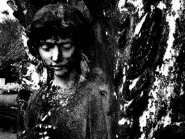 Tomb stone by chon-chan