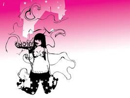 wallpaper design by chon-chan