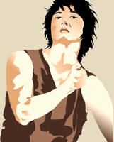 Asian guy by chon-chan