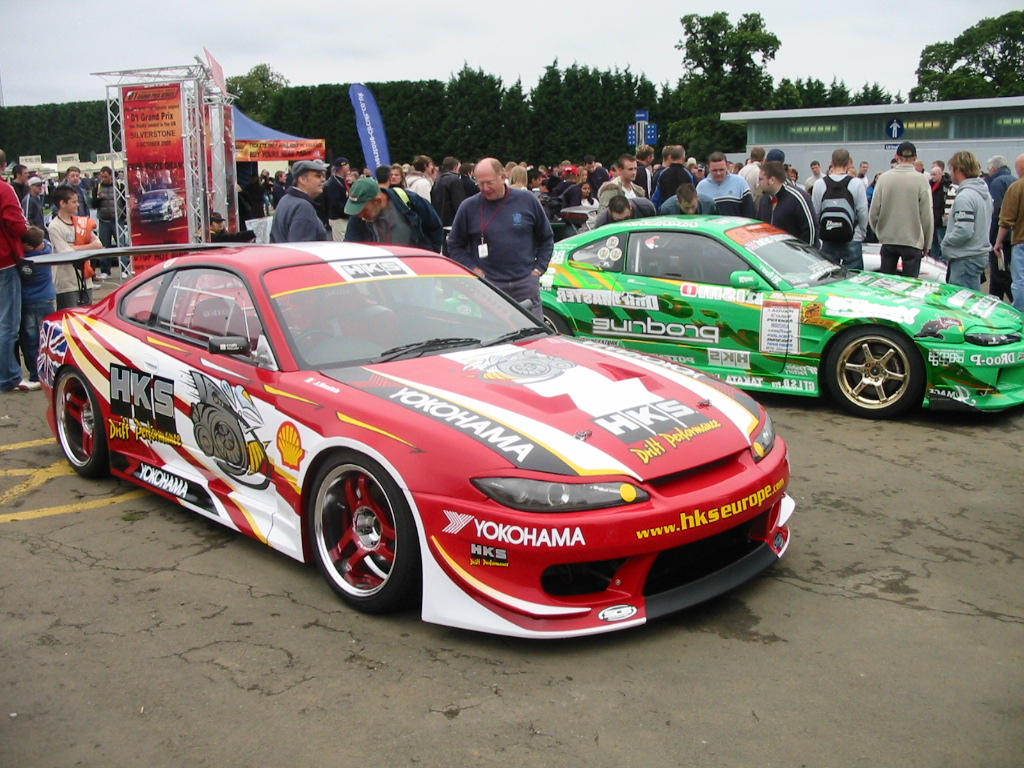 Drift Cars At Silverstone By Motor Man On Deviantart