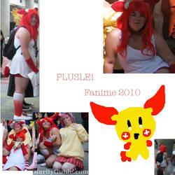 Flashback: Plusle From Pokemon