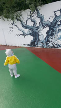 Lizzy Loves Art 2018-4-15