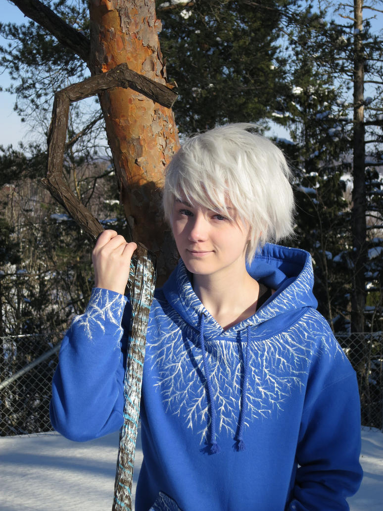 Préférence Jack Frost cosplay by xCoco-chan on DeviantArt SO89