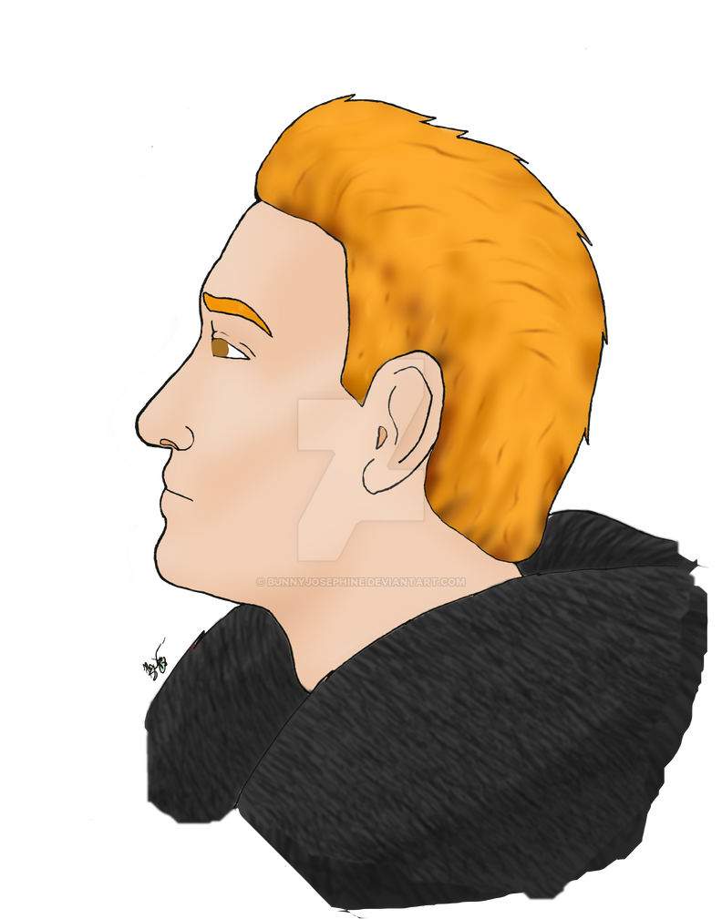 Cullen clean shaven BLENDED by BunnyJosephine