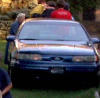 [1992] Ford Taurus GL Wagon by DODGE-RAMMIT
