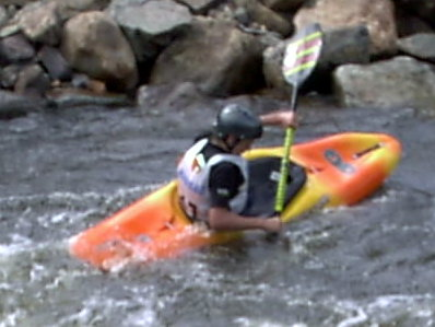 Unknown Kayak by DODGE-RAMMIT