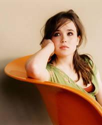 Ellen Page By Rox