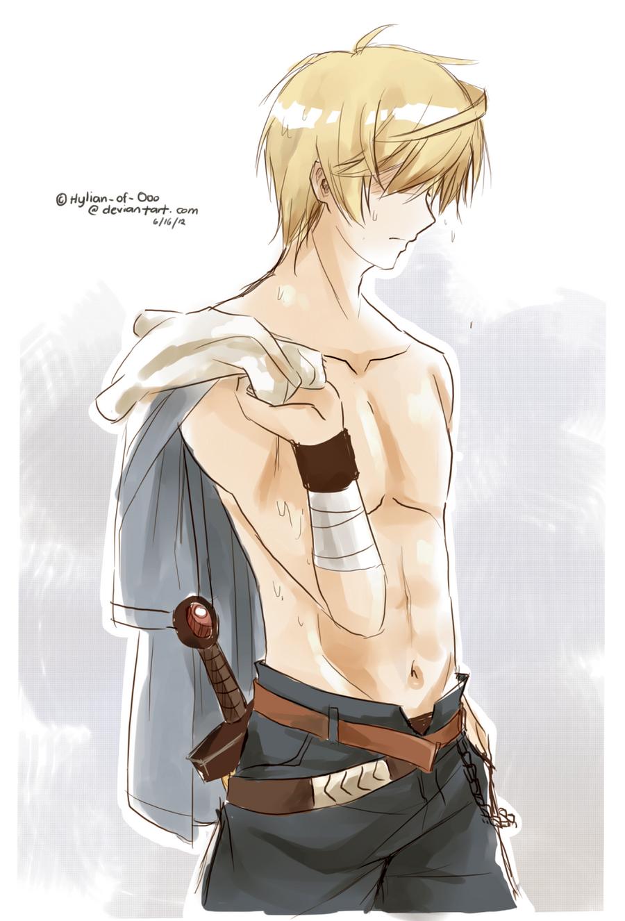 Finn, The Hot Human by JuliaPelluso on DeviantArt