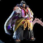 Ganryu - Tekken 7   Transparent High Res Render