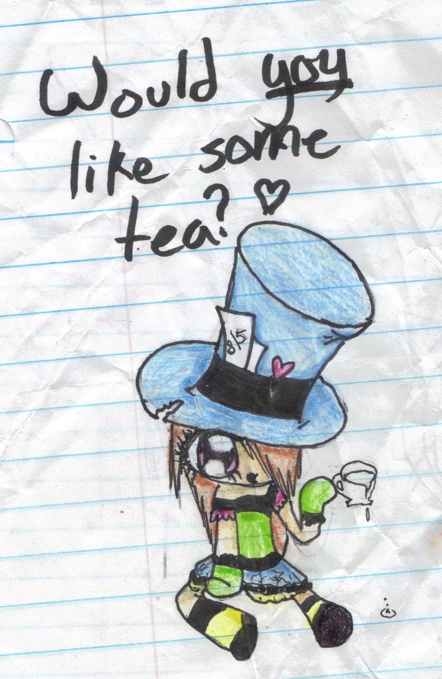 "anime mad hatter ""girl"