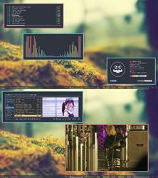 Ubuntu + i3wm by fikriomar16