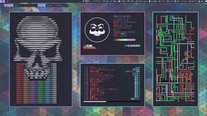 Trying i3-gaps on Ubuntu by fikriomar16