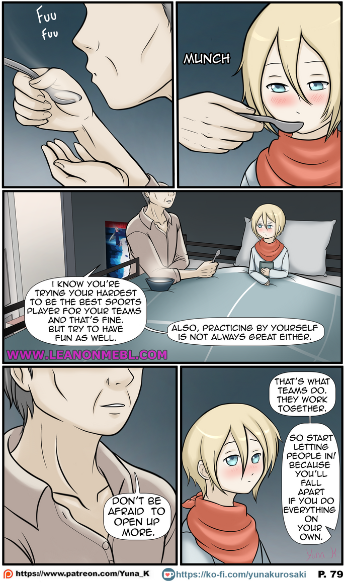 Lean on Me BL Page 79 by Yuna-Bishie-Lover