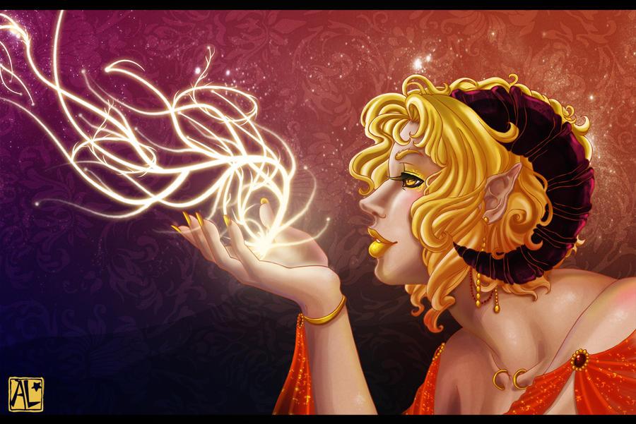 Eldritch Wish by justjingles