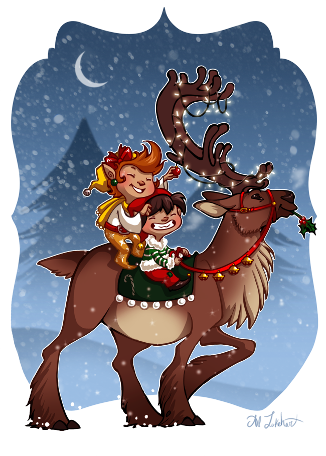 Reindeer Games by justjingles