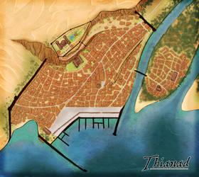 Aleria: The city of Thianad