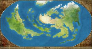 The World of Aleria