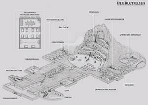 Map for Nimael: Der Blutfelsen