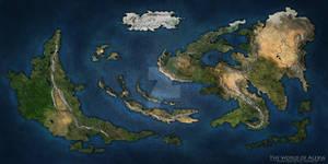 Aleria - The Final map