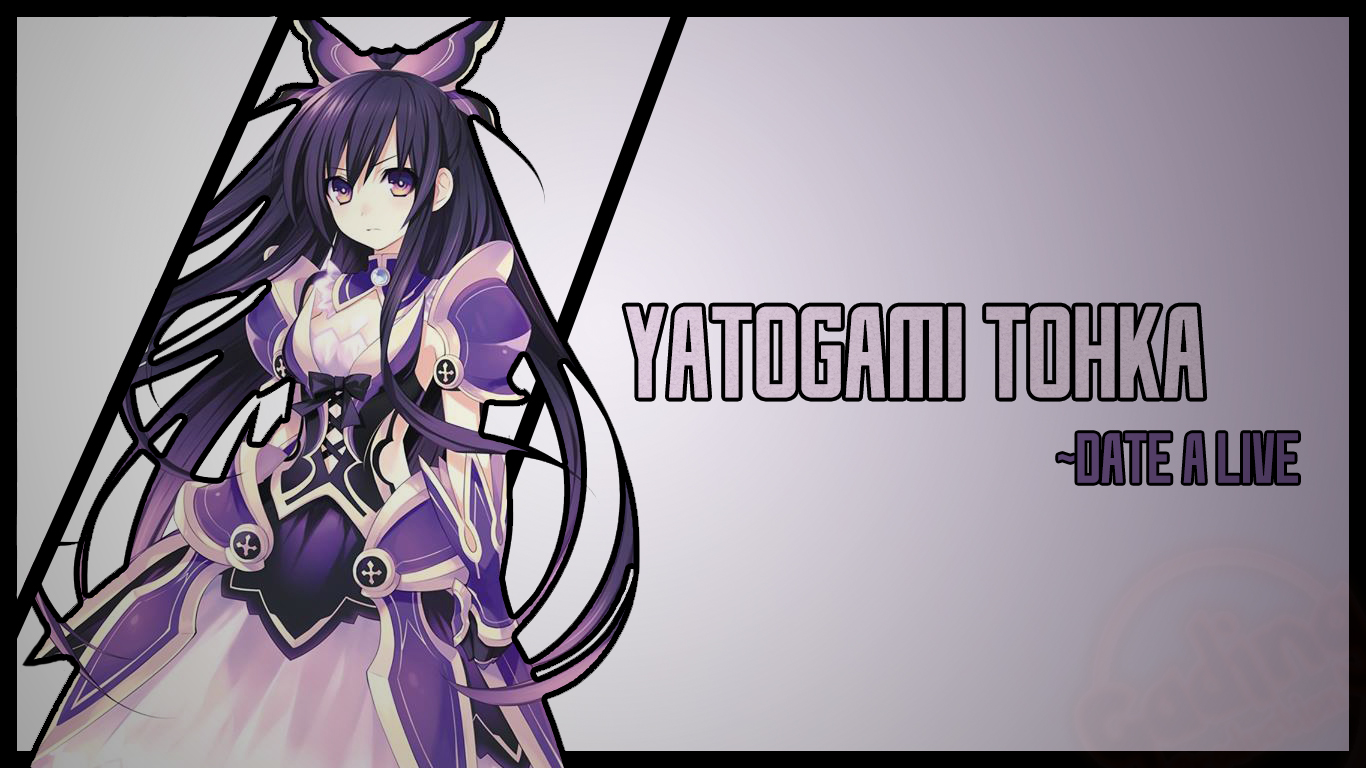 how to draw tohka yatogami
