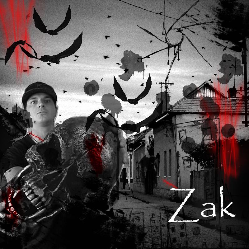 Zak Bagans by WowZombie