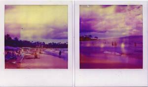 beach polaroids part II by picturesgotsmall