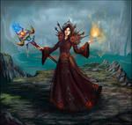Warlock and Dragonwrath