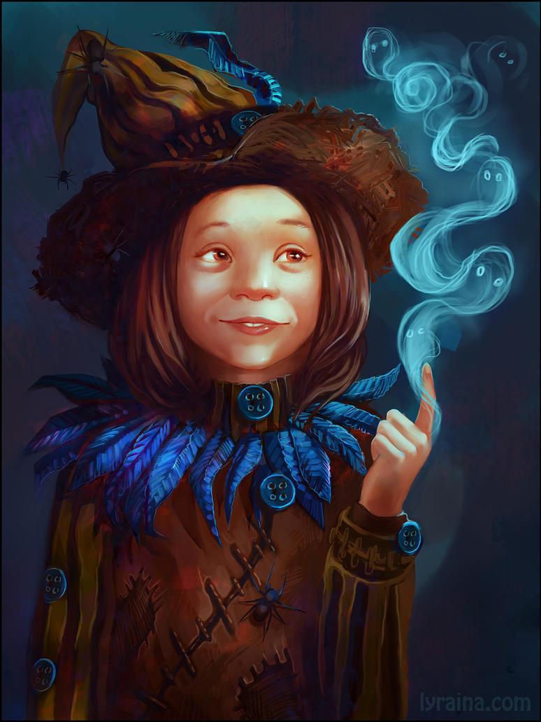 Adora by Lyraina