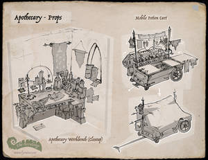 The Fernlings - Apothecary (Prop Callout)