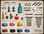 The Fernlings - Apothecary (Inventory)
