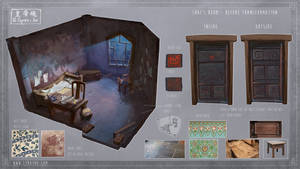 The Emperor's Soul - Shai's Room #1