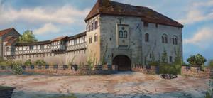 Martin Luther - Wartburg Castle