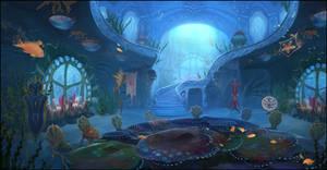 Deep Sea Council by Lyraina