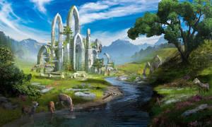 Skyblivion - Heartlands Concept Art