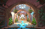 Throne Room of Beginning
