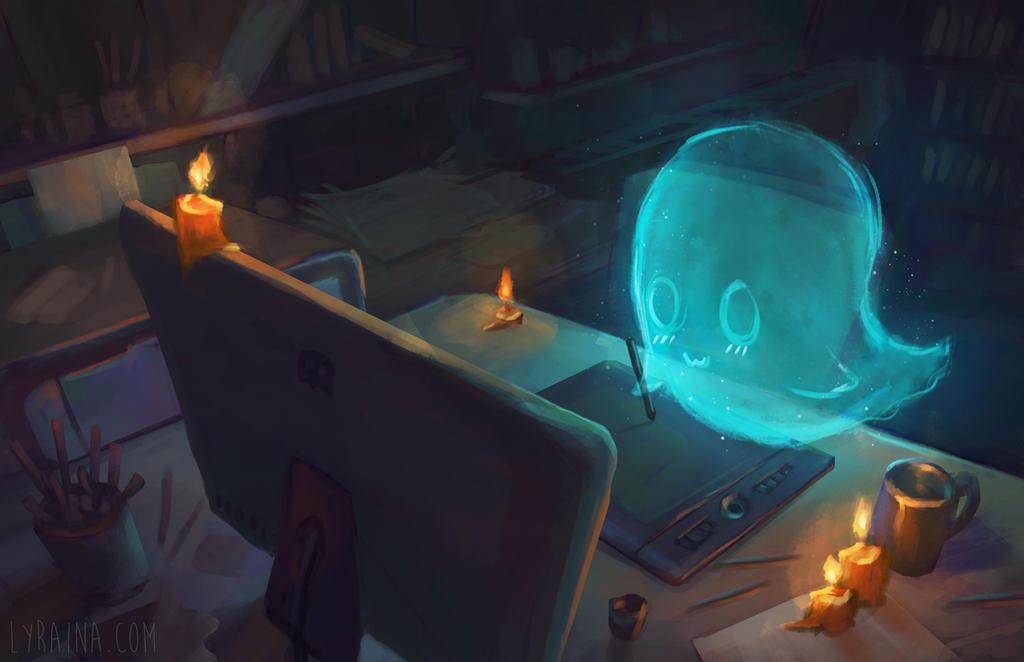 Ghoosty Avatar