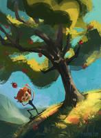 Harvest by Lyraina
