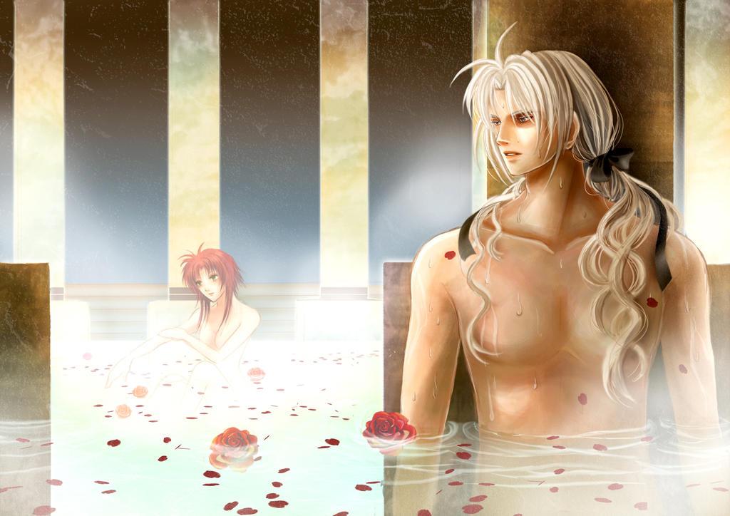 Abel and Esther: Her Secret Admirer by Elly3981